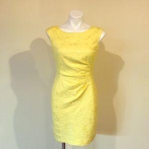 Yellow Lauren Ralph Lauren Dress